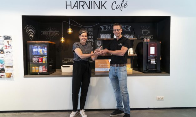 HARVINK in de prijzen