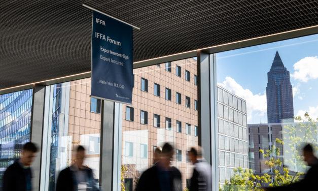 Messe Frankfurt blijft groeien