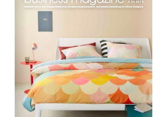 Ontbijten in De Woonindustrie en meer nieuws van Bedding Business Magazine