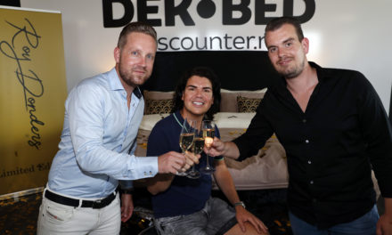 In bed met Roy Donders