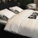 Foto impressie onthulling nieuwste BALR. Bed en aankomend bedtextiel