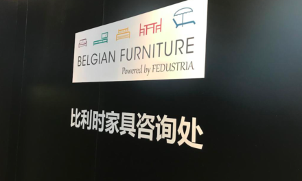 Interior Business Live: Collectieve beurspresentatie Belgofurn in Shanghai