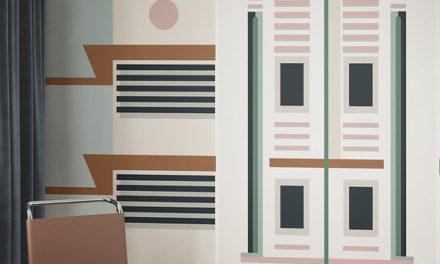 Photowall: nieuwe collectie met Texturae