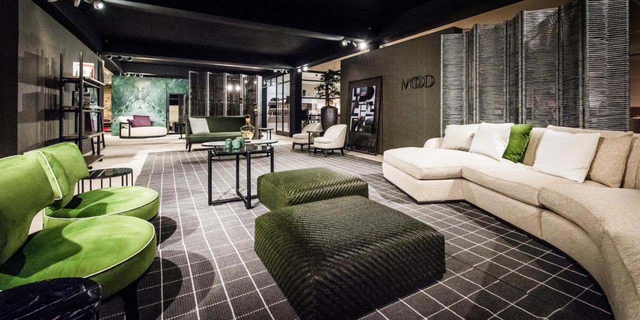 De hotel lobby: als inspiratiebron voor je woonkamer