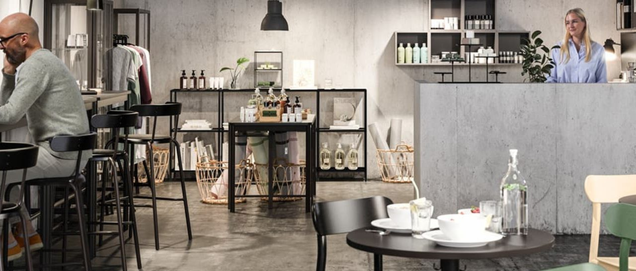 Service op maat voor het bedrijfsleven bij IKEA