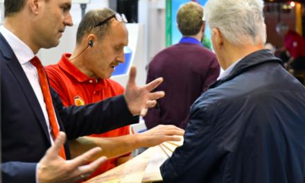 HoutPro+ gaat als een speer: 'krachtige reünie van houtverwerkend Nederland'