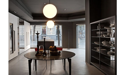 Italiaans design in Madrid: Boffi/De Padova
