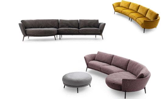 Leolux zet Italiaans design in de schijnwerpers op IMM