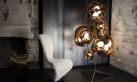 Tom Dixon presenteert Melt