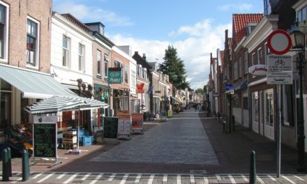 RMC: winkelstraat is historisch rustig