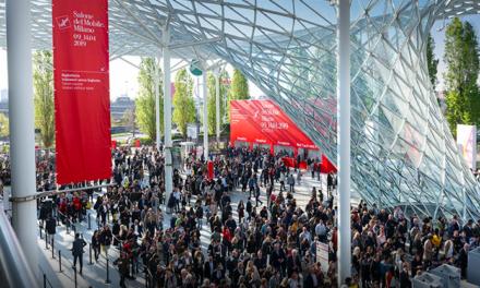 In april geen Salone del Mobile Milano: uitgesteld door Corona virus