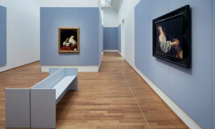 Kvadrat toegepast bij Caravaggio-Bernini expo