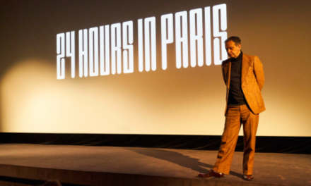 De promotietour van Tom Dixon: 24 hours in Paris