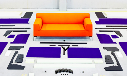 Waalwijks meubelbedrijf stort zich ook op mondkapjes: 'We kunnen er duizenden per dag maken'
