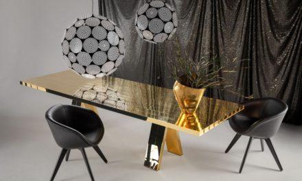 Nieuwe tafel van Tom Dixon: MASS