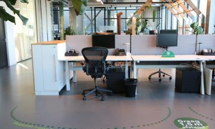 Veilig terug naar kantoor met InteriorWorks