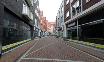 Locatus: winkelstraten 40 % rustiger op 2 mei
