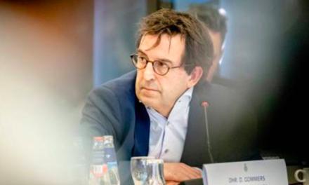 NVIC Voorzitter Diederik Gommers: zoon van een meubelman