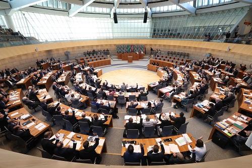 NRW: vanaf eind mei worden beurzen weer toegestaan