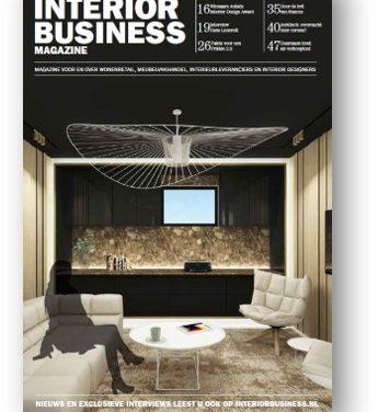 De nieuwe Interior Business Magazine is er!