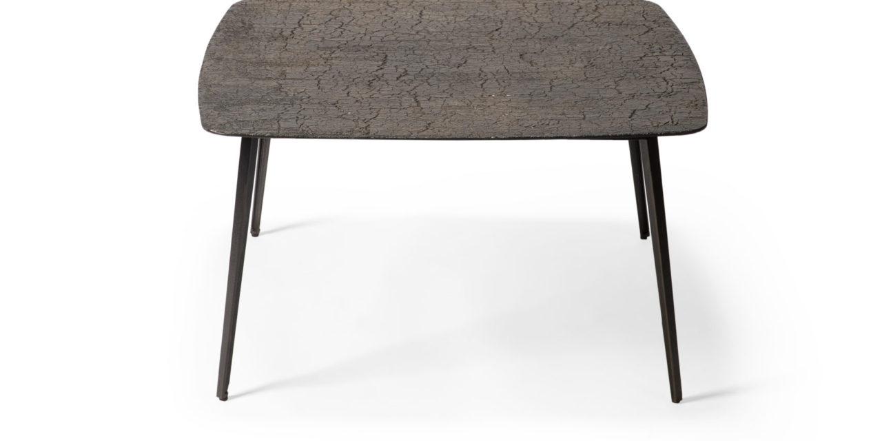 Textuur domineert nieuwe tafels van Ethnicraft