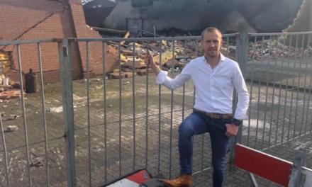 """Henk Smit na vreselijke brand: """"De inhoud van deze blog komt recht uit mijn hart"""""""