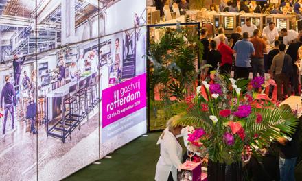 Vakbeurs Gastvrij Rotterdam naar 2021
