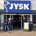 JYSK opent 100e winkel in Nederland