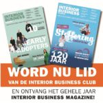 Fasten your seatbelts! Verschijning aankomende edities Interior Business Magazine: 25 augustus, 2 september en 9 september