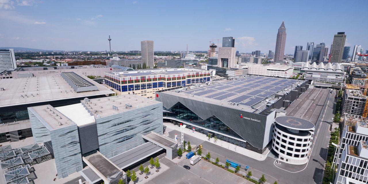 Messe Frankfurt: in 2023 weer op niveau van 2019