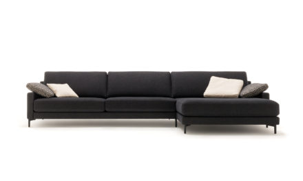Onbegrensd zitcomfort volgens Rolf Benz
