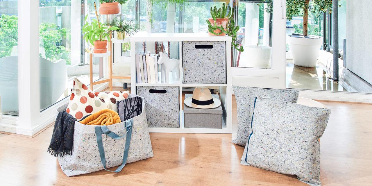 IKEA en Nederlandse i-did lanceren circulaire collectie TILLVERKA