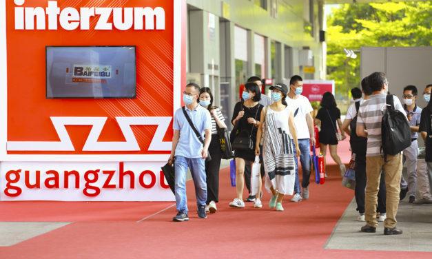 Eerste post-corona beurs in China succesvol afgesloten.