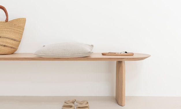 Nieuw van Studio Henk: Slot dining bench
