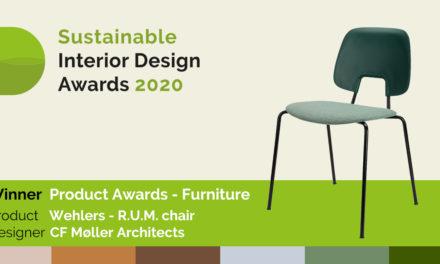 Winnaars duurzame designwedstrijd zijn bekend