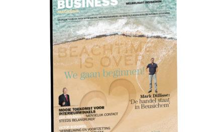 Wéér een nieuwe editie van Interior Business Magazine