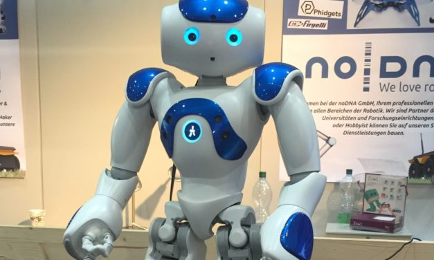 Winkelende consument heeft weinig vertrouwen in robots