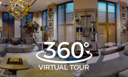 Eichholtz lanceert Virtual 360°-tour
