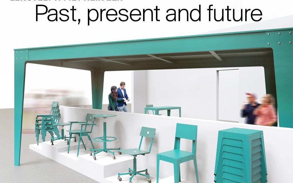 Piet Hein Eek x Lensvelt: Past Present Future