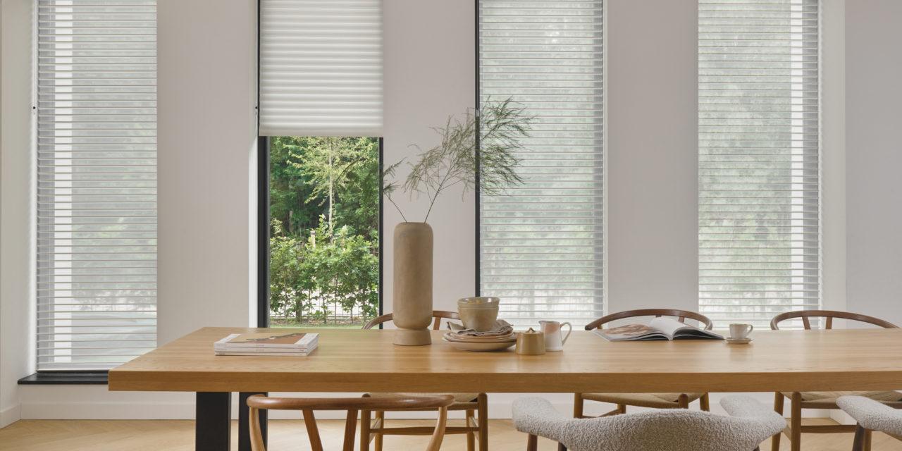 Luxaflex: nieuwe Silhouette Shades