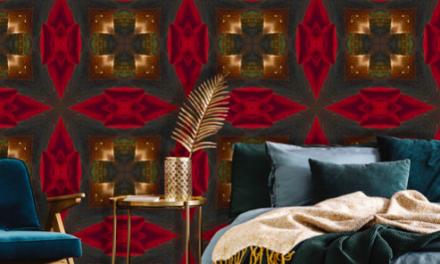 Wallpaper brand La Aurelia Design komt met nieuwe innovaties