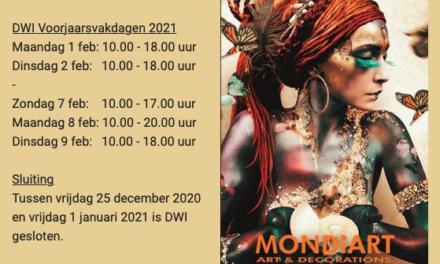 Geen Keulen, maar wel beurs in Nederland. De Woonindustrie maakt voorjaarsbeursdata bekend!