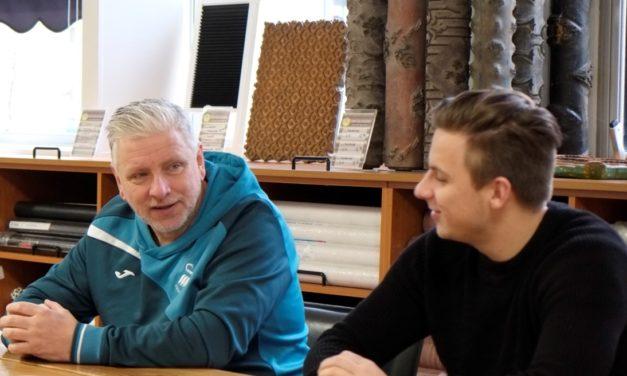 INTERIOR BUSINESS CLASSICS: WEEKEND INTERVIEW JOHN EN KAY VAN ZWEDEN