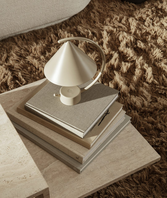 Elegante tafellampjes van ferm