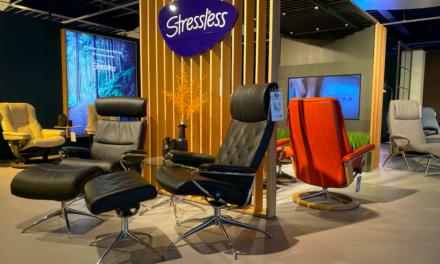 CASBA opent grootste Stressless Concept Store van Nederland