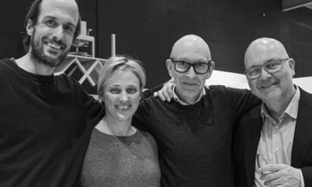 Lensvelt werkt samen met OMA aan inrichting Axel Springer in Berlijn