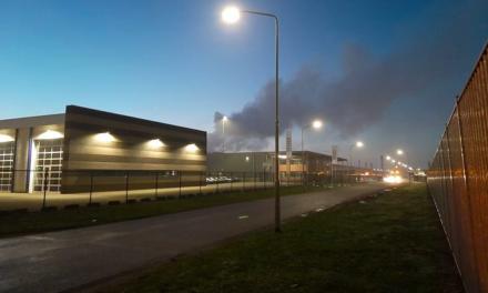 Brand bij Meubitrend: 'Alles onder controle, productie draait op volle toeren door'