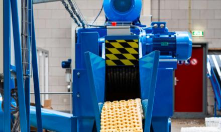 IKEA, RetourMatras en Renewi openen derde matrasrecycling fabriek