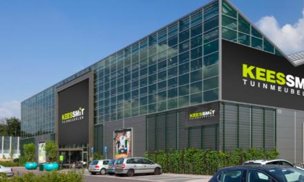 Derde vestiging in voor Kees Smit Tuinmeubelen in 2022: Venlo