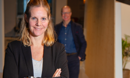 Passe-Partout nieuws: Ruud Wiffrie geeft zijn scepter door aan dochter Ellen